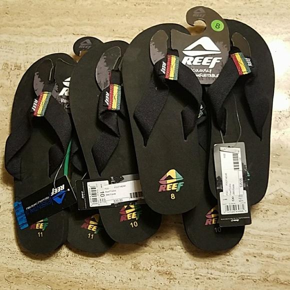 a30897797 Reef Todos Rasta Thong Sandals Flip-flops
